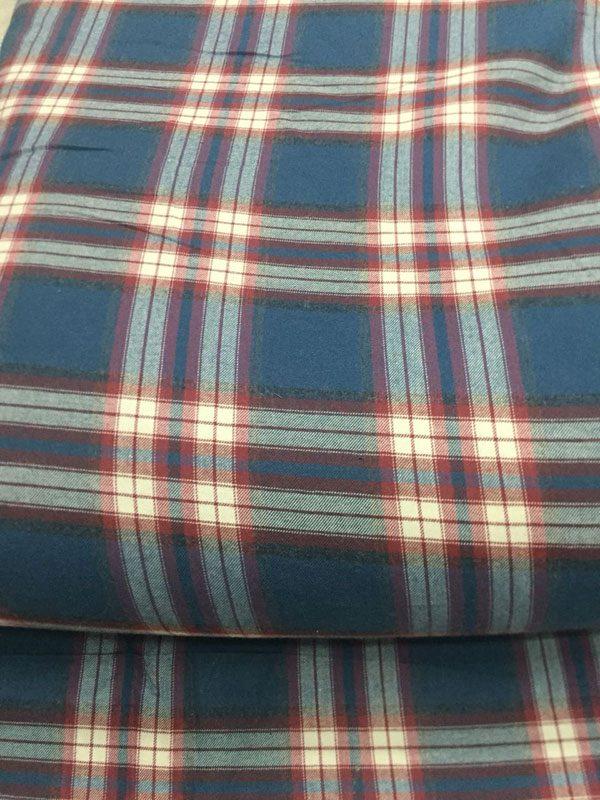 Yarn Dyed Rayon Checks